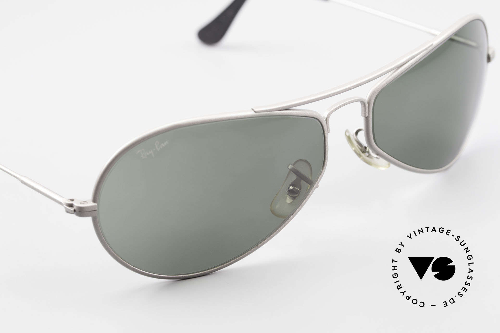 Ray Ban Air Boss Sporty 90's USA Ray-Ban Model, name: B&L RB W2617 Air Boss, matte gunmetal, Made for Men and Women