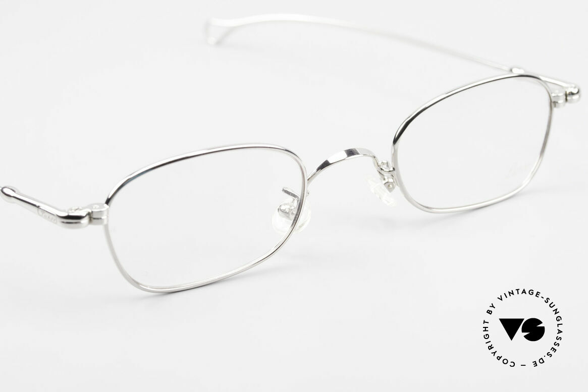 Lunor V 106 Full Metal Frame Platinum, thus, we decided to take it into our vintage collection, Made for Men and Women