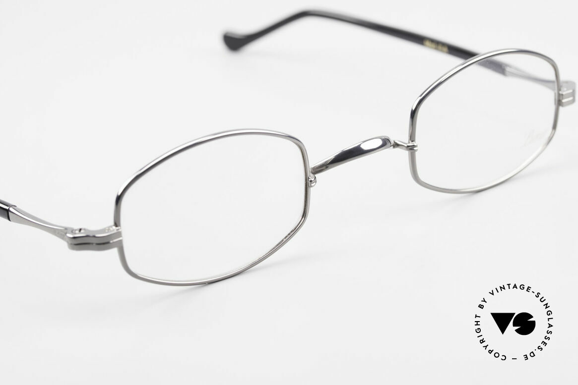 Lunor II A 16 Metal Frame Acetate Temples, unworn RARITY (for all lovers of QUALITY) in size 42-24, Made for Men and Women
