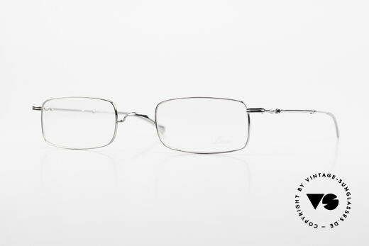Lunor Telescopic 402 GM Extendable Telescopic Temples Details