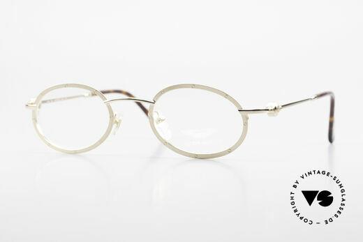 Aston Martin AM34 Oval James Bond Glasses 007 Details