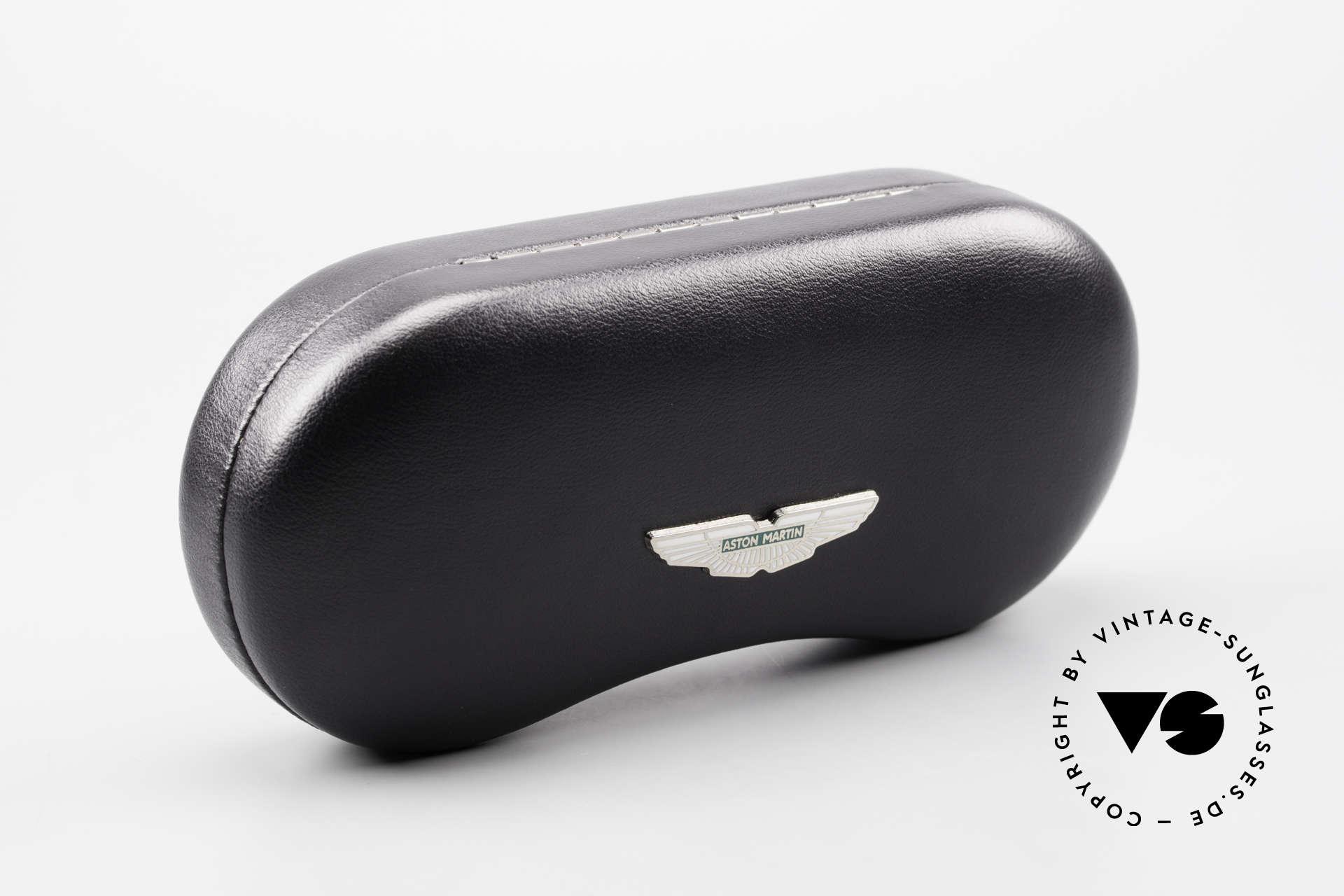 Aston Martin AM34 Oval James Bond Glasses 007, Size: medium, Made for Men