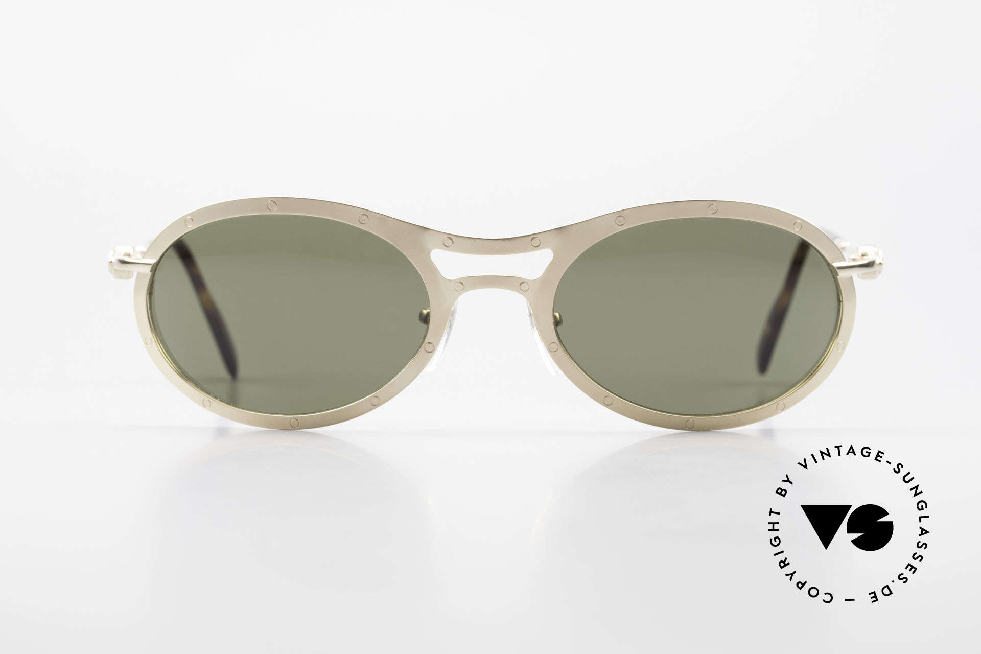 Aston Martin AM33 Sporty Luxury Sunglasses 90's, accessory for the luxury British sports cars; just noble!, Made for Men