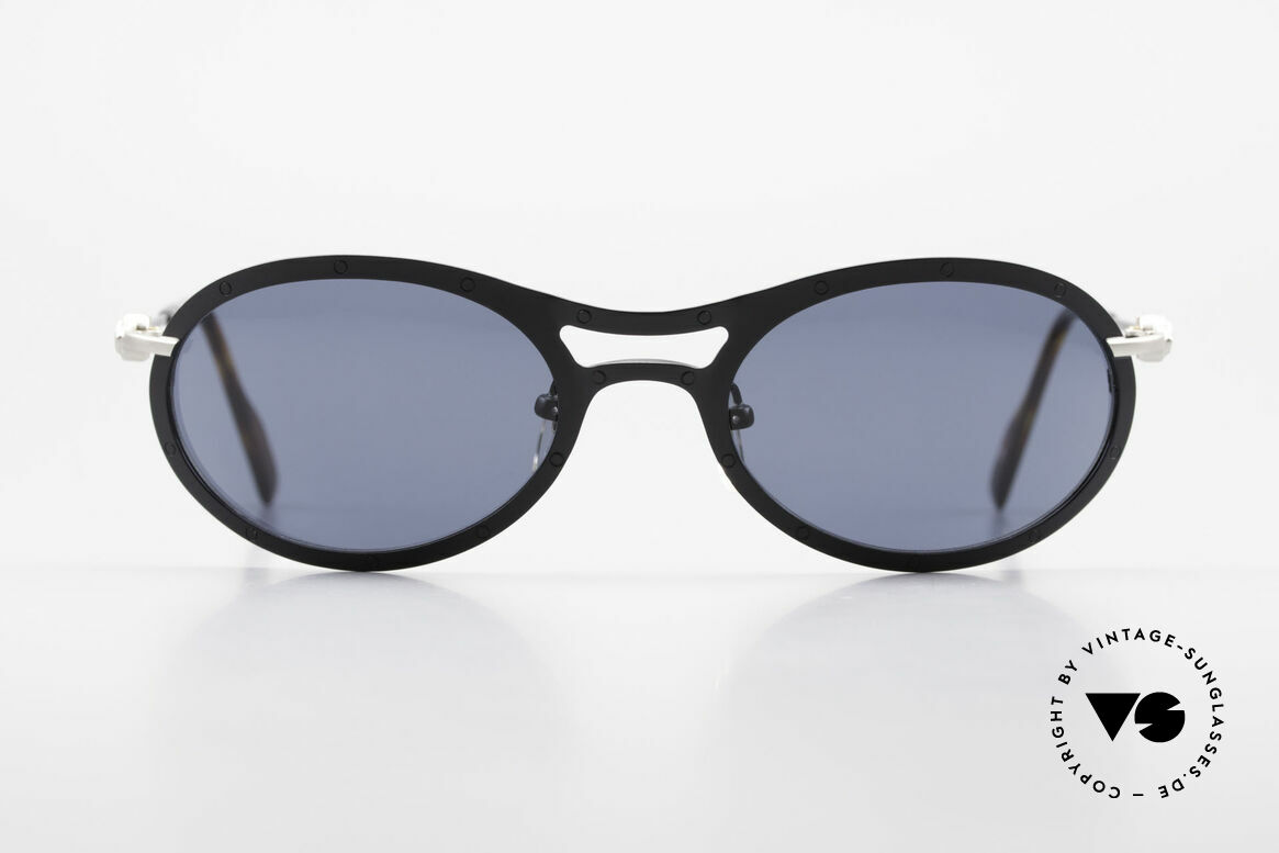 Aston Martin AM33 90's Wrap Around Sunglasses, accessory for the luxury British sports cars; just noble!, Made for Men