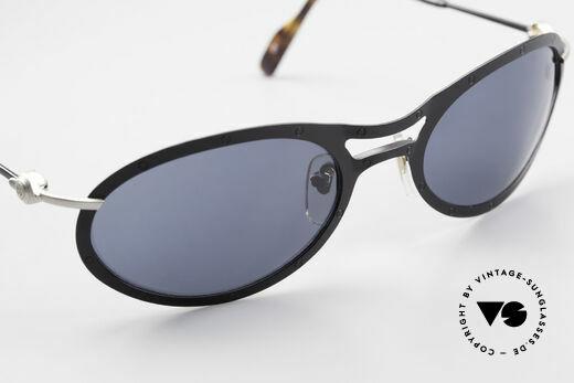 Aston Martin AM33 90's Wrap Around Sunglasses, NO RETRO design glasses, but a unique 1990's original!, Made for Men
