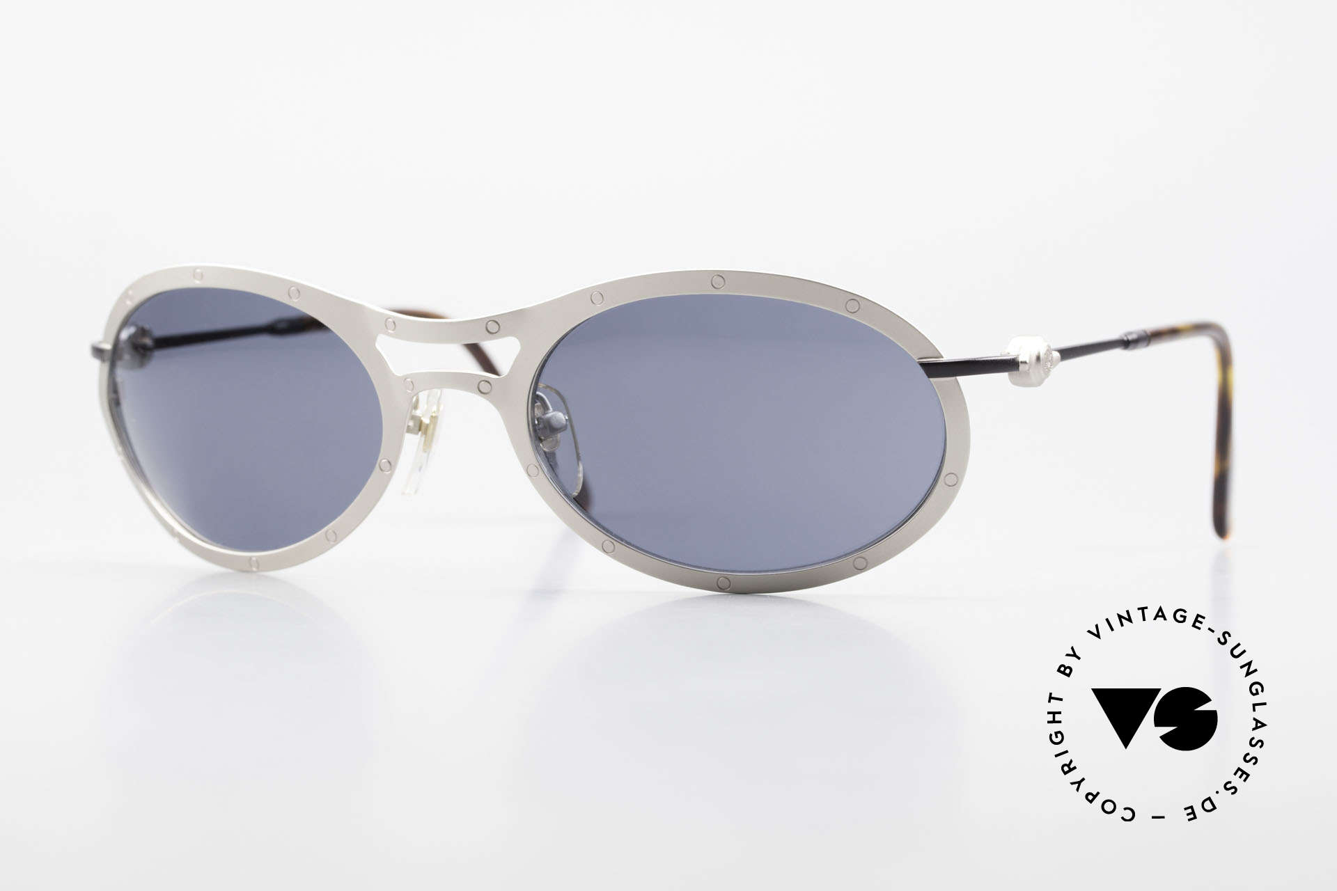 Aston Martin AM33 Sporty Men's Sunglasses 90's, Aston Martin vintage luxury designer sunglasses, 59°22, Made for Men