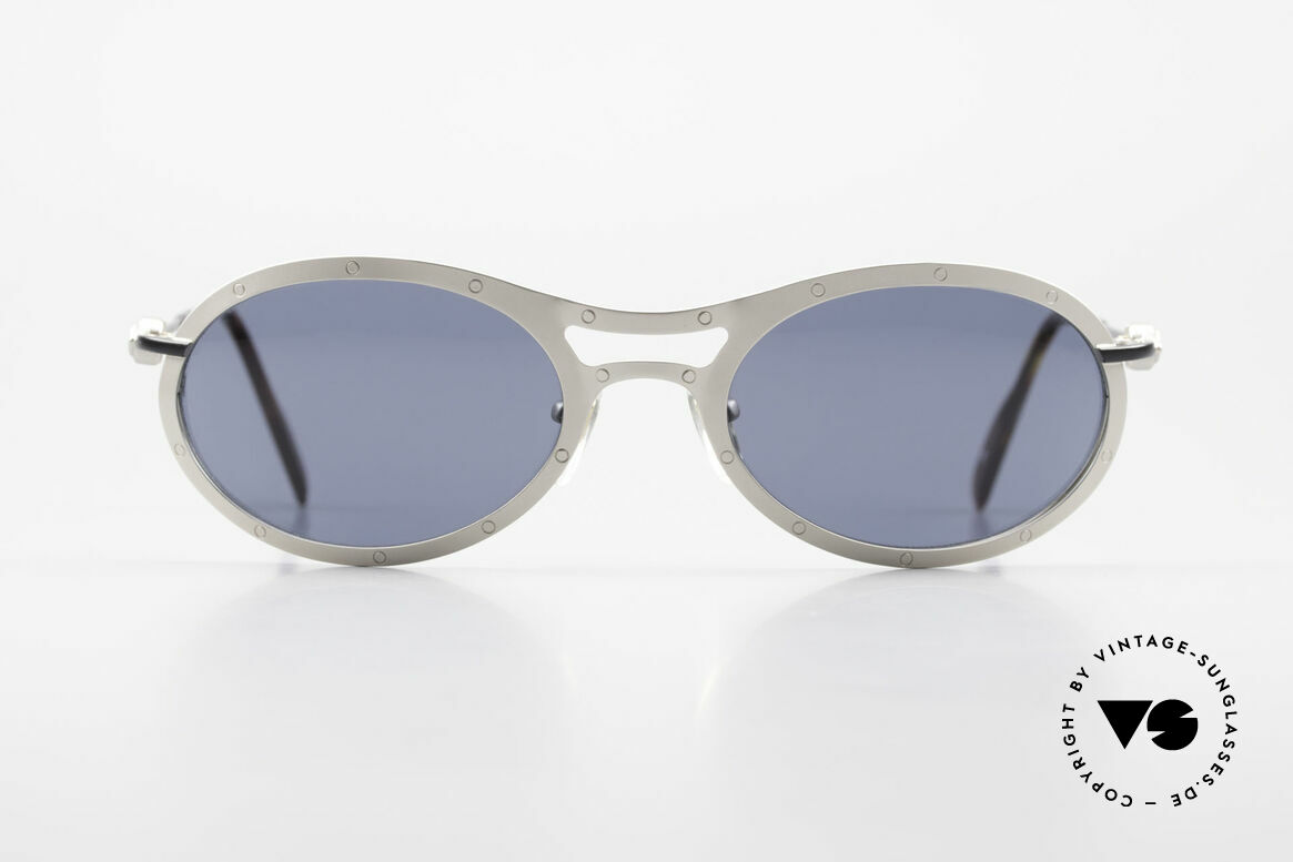 Aston Martin AM33 Sporty Men's Sunglasses 90's, accessory for the luxury British sports cars; just noble!, Made for Men