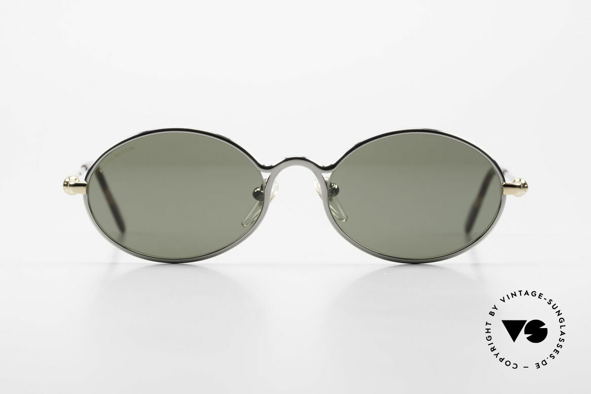 Aston Martin AM13 Oval Shades James Bond Style, accessory for the luxury British sports cars; just noble!, Made for Men