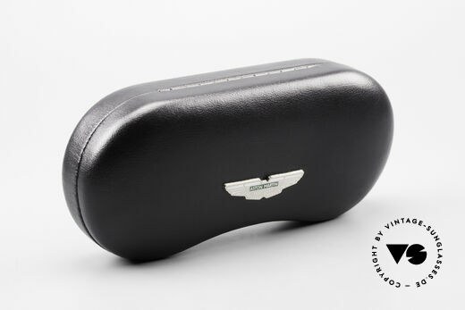 Aston Martin AM13 Oval Shades James Bond Style, never worn (like all our rare VINTAGE high-end shades), Made for Men