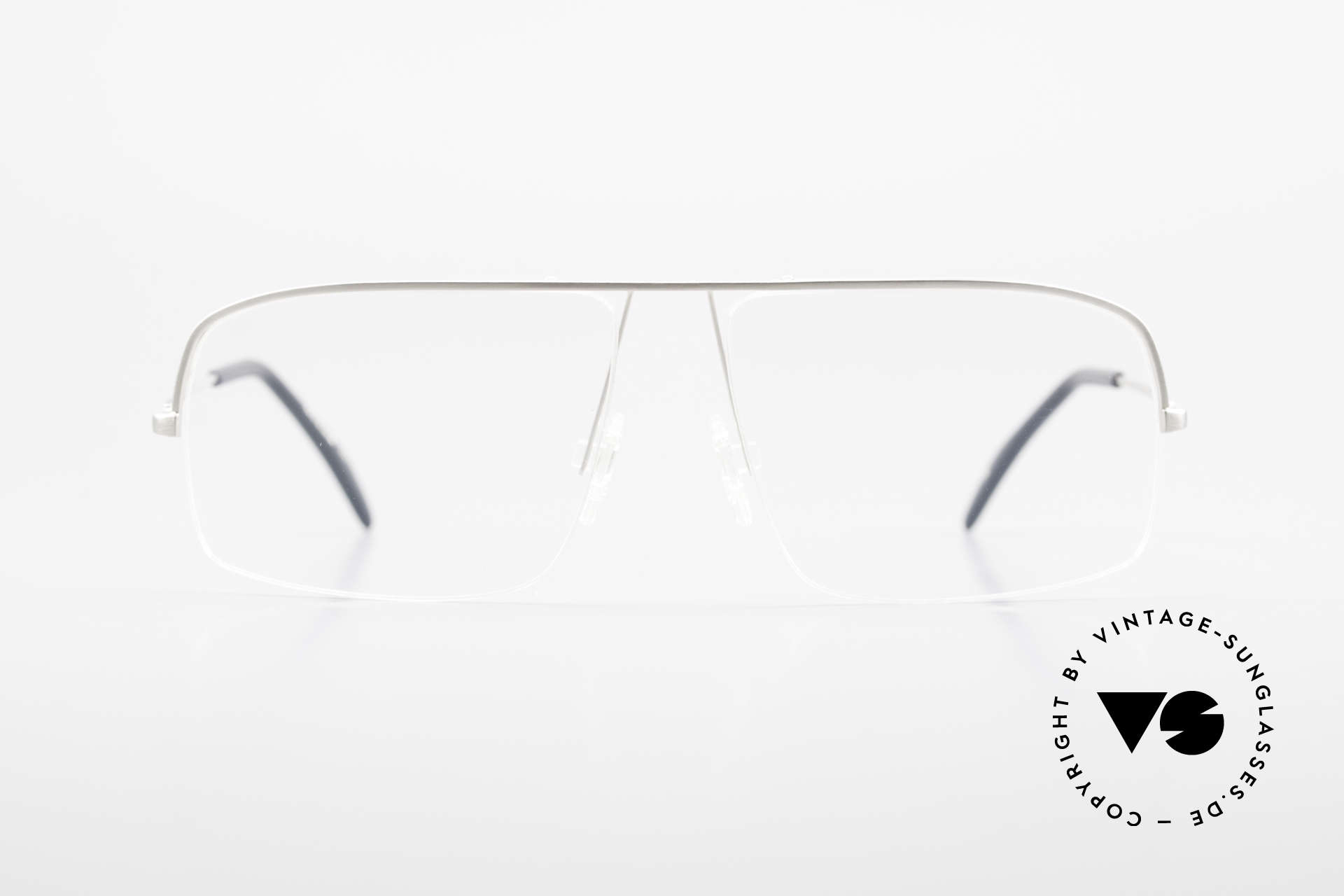 Wolfgang Proksch WP0103 New Tear Drop Titanium Frame, WP: one of the most influential eyewear designers, Made for Men