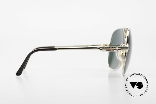 Boeing 5700 Large Old 80's Pilots Shades, NO retro sunglasses, but a precious old ORIGINAL!, Made for Men