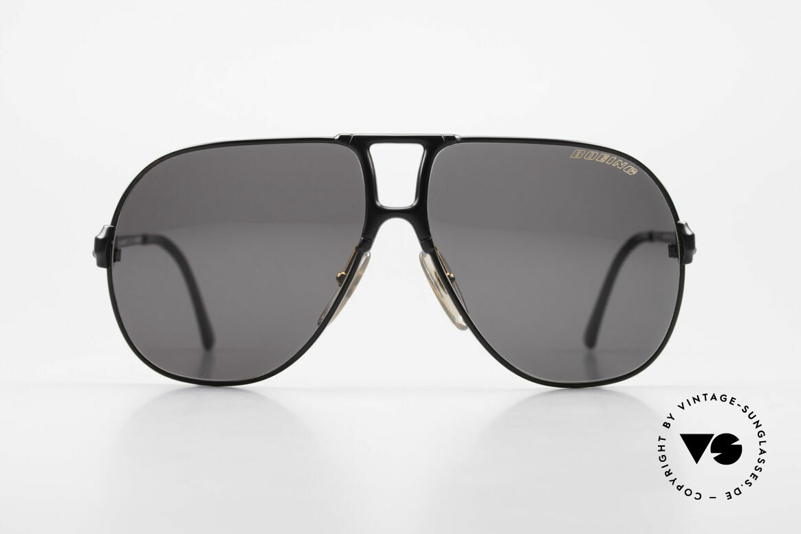 Boeing 5700 Vintage 80's Pilots Shades, made by Carrera only for the BOEING pilots needs, Made for Men and Women