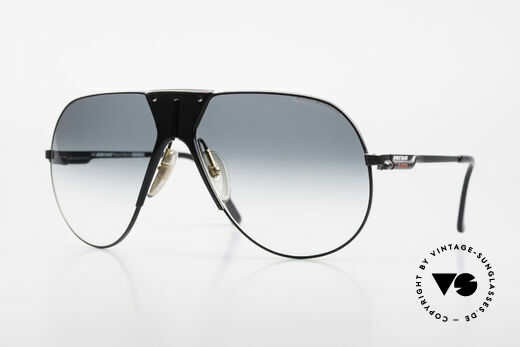 Boeing 5701 Rare XL 80's Pilots Shades Details