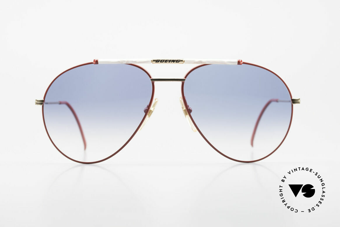 Boeing 5706 No Retro Sunglasses Vintage, made for the Boeing pilots needs from 1988-1990, Made for Men and Women