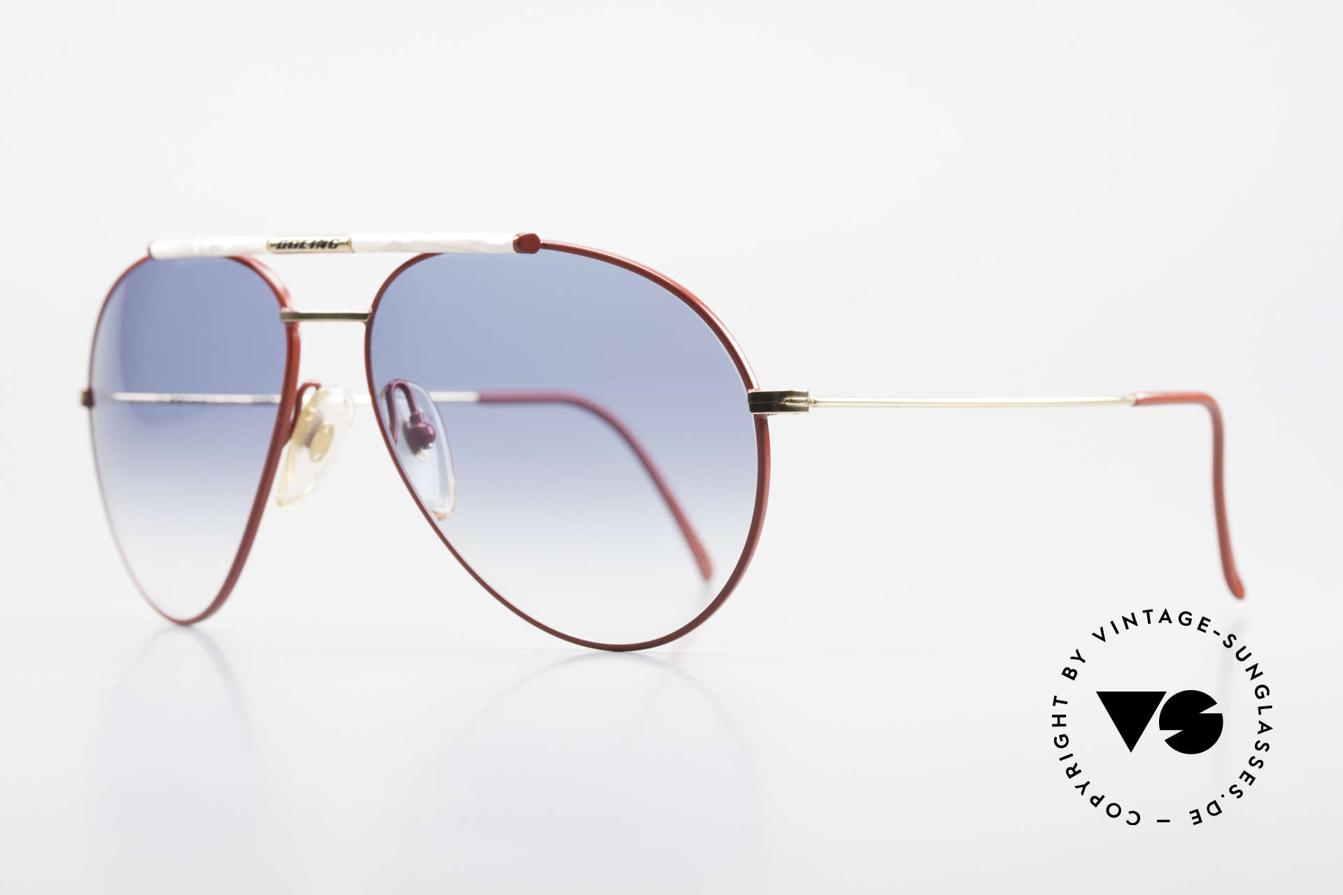 Boeing 5706 No Retro Sunglasses Vintage, conspicuous bar with the prestigious Boeing label, Made for Men and Women