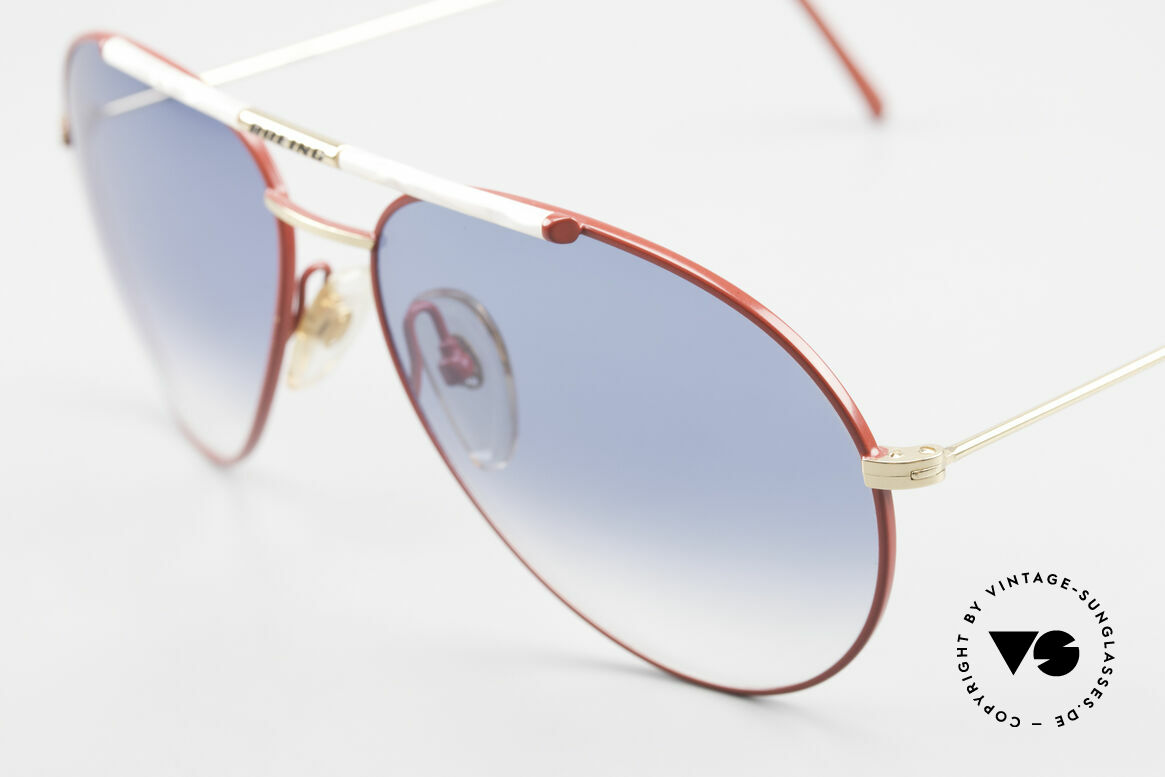 Boeing 5706 No Retro Sunglasses Vintage, 'small' 61/15 size in the 80's = medium size, today, Made for Men and Women