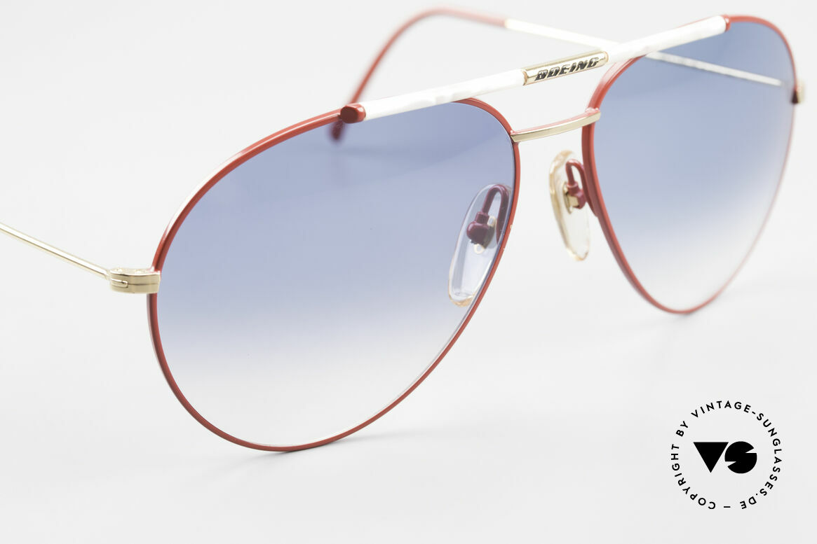 Boeing 5706 No Retro Sunglasses Vintage, designer- and collector's item (true vintage rarity), Made for Men and Women