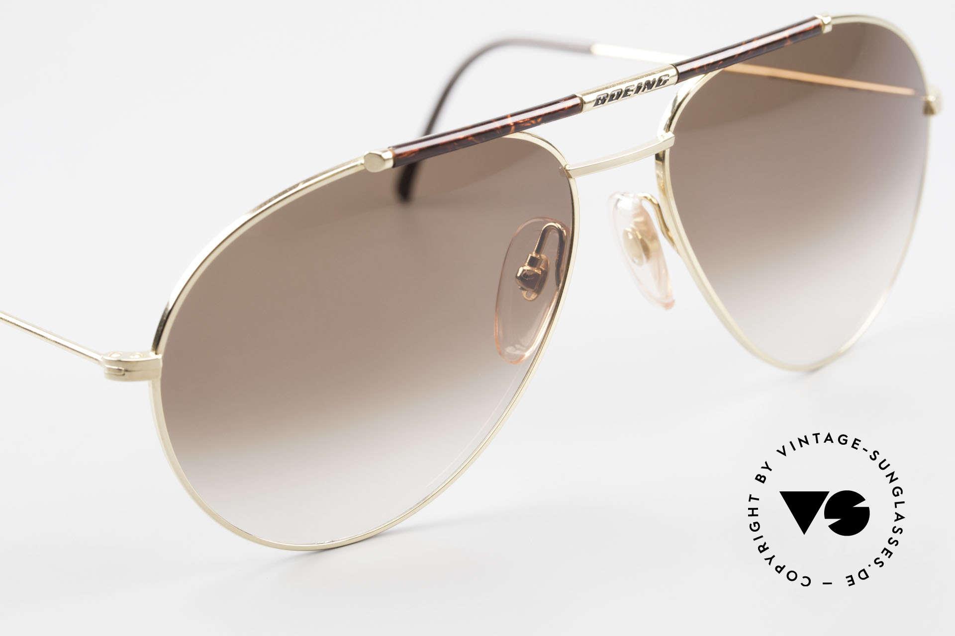 Boeing 5706 No Retro Glasses True Vintage, designer- and collector's item (true vintage rarity), Made for Men