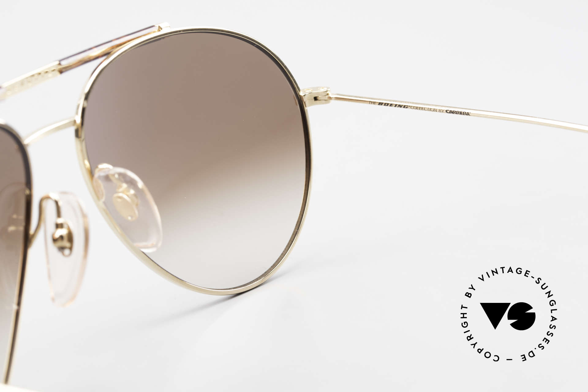 Boeing 5706 No Retro Glasses True Vintage, NO retro sunglasses, but a precious old ORIGINAL, Made for Men