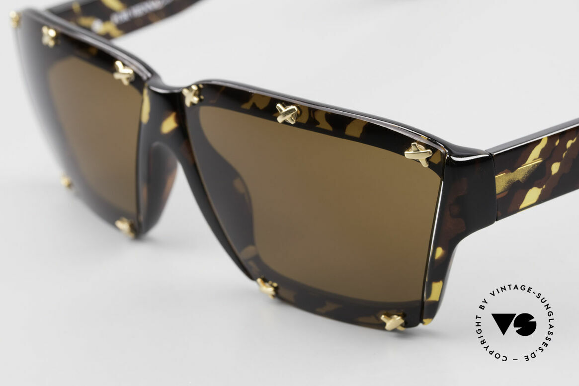 Paloma Picasso 3702 No Retro Sunglasses Original, the incredible Optyl material does not seem to age, Made for Women