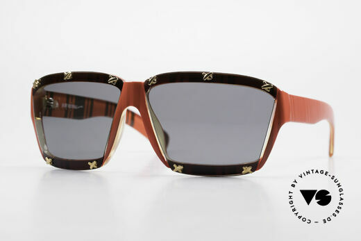 Paloma Picasso 3702 No Retro Sunglasses Ladies Details