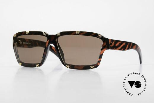 Paloma Picasso 3702 No Retro Sunglasses Vintage Details