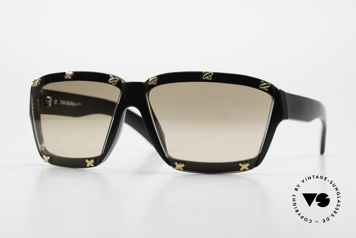 Paloma Picasso 3702 No Retro Sunglasses True 90's, vintage ladies sunglasses by P. PICASSO from 1990, Made for Women