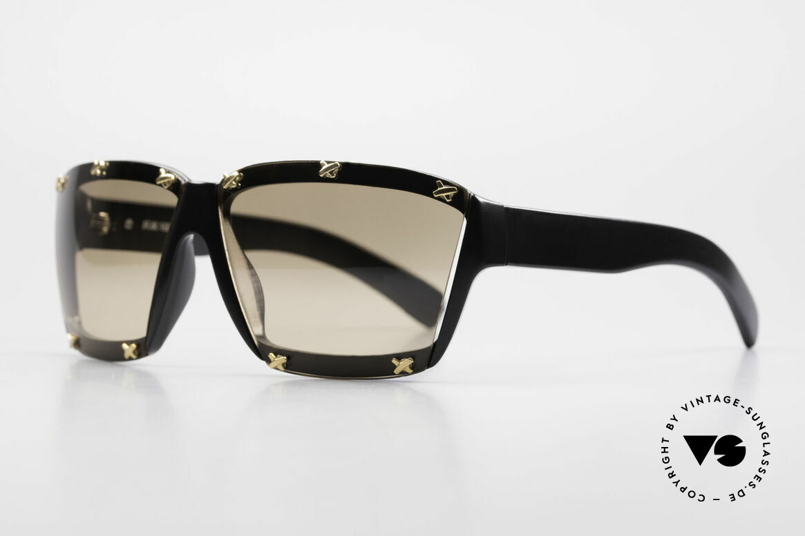 Paloma Picasso 3702 No Retro Sunglasses True 90's, just another masterwork from Picasso's art school!, Made for Women