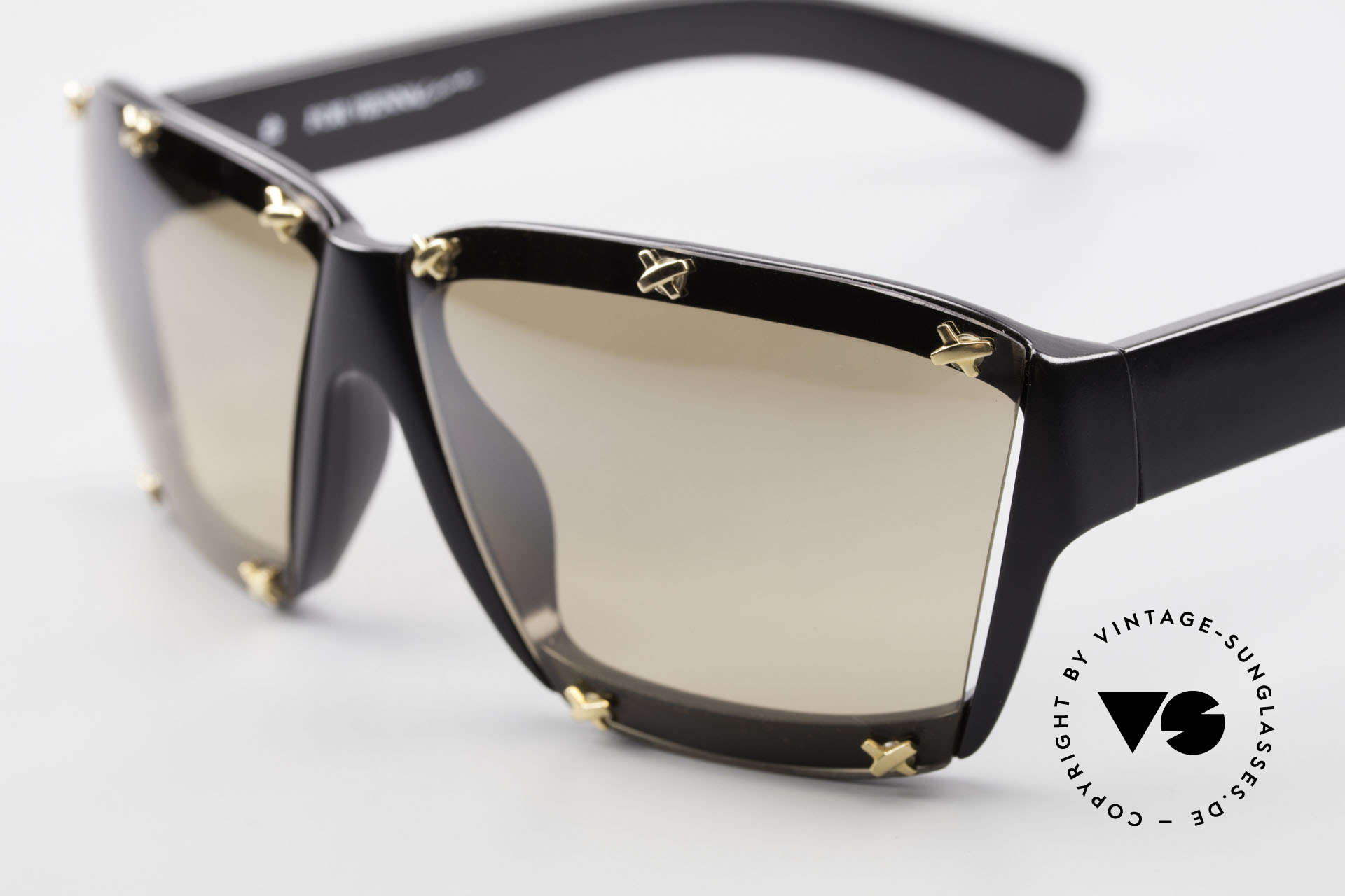 Paloma Picasso 3702 No Retro Sunglasses True 90's, the incredible Optyl material does not seem to age, Made for Women