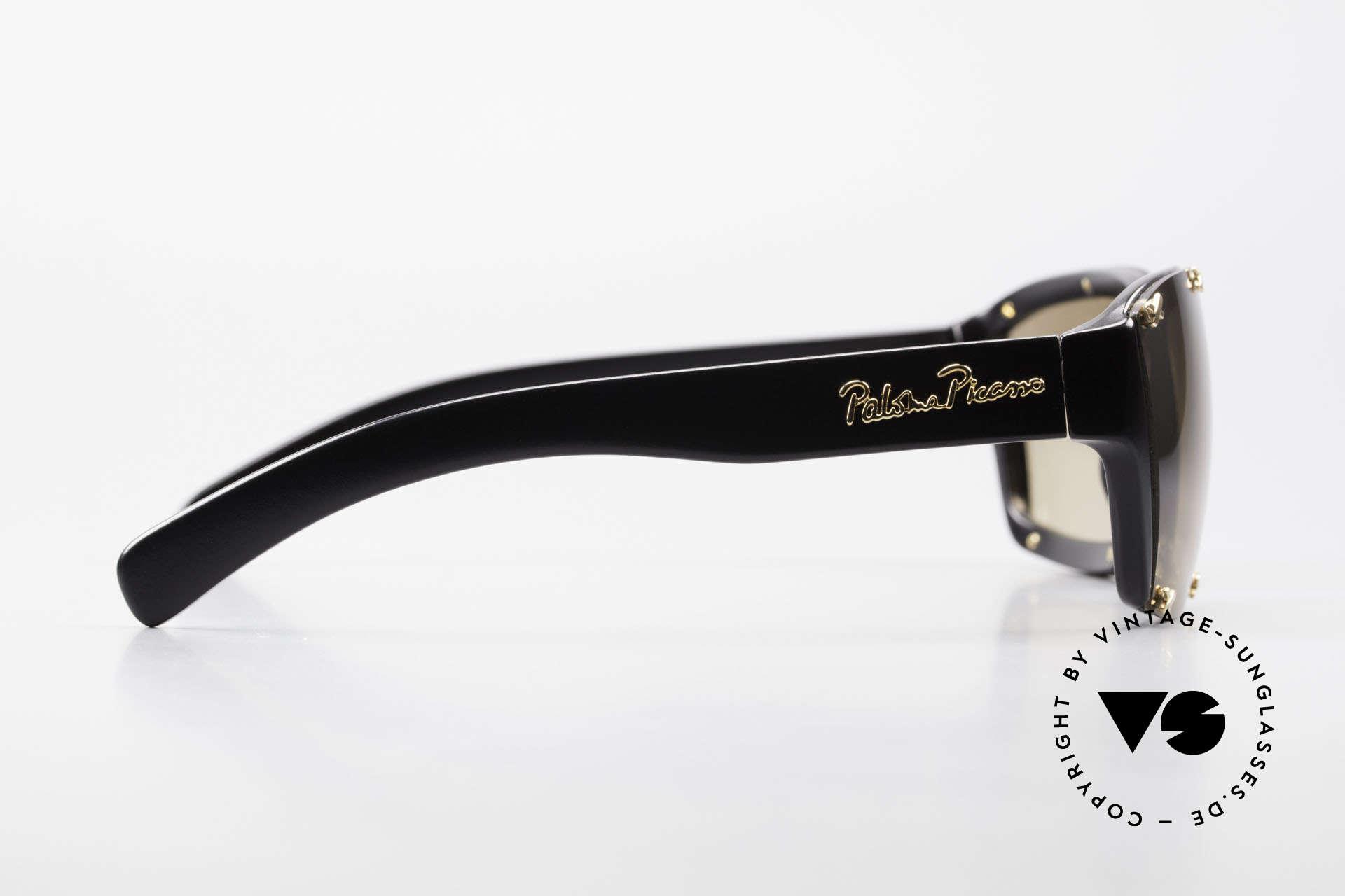 Paloma Picasso 3702 No Retro Sunglasses True 90's, NO RETRO style shades! but a proud original one!, Made for Women