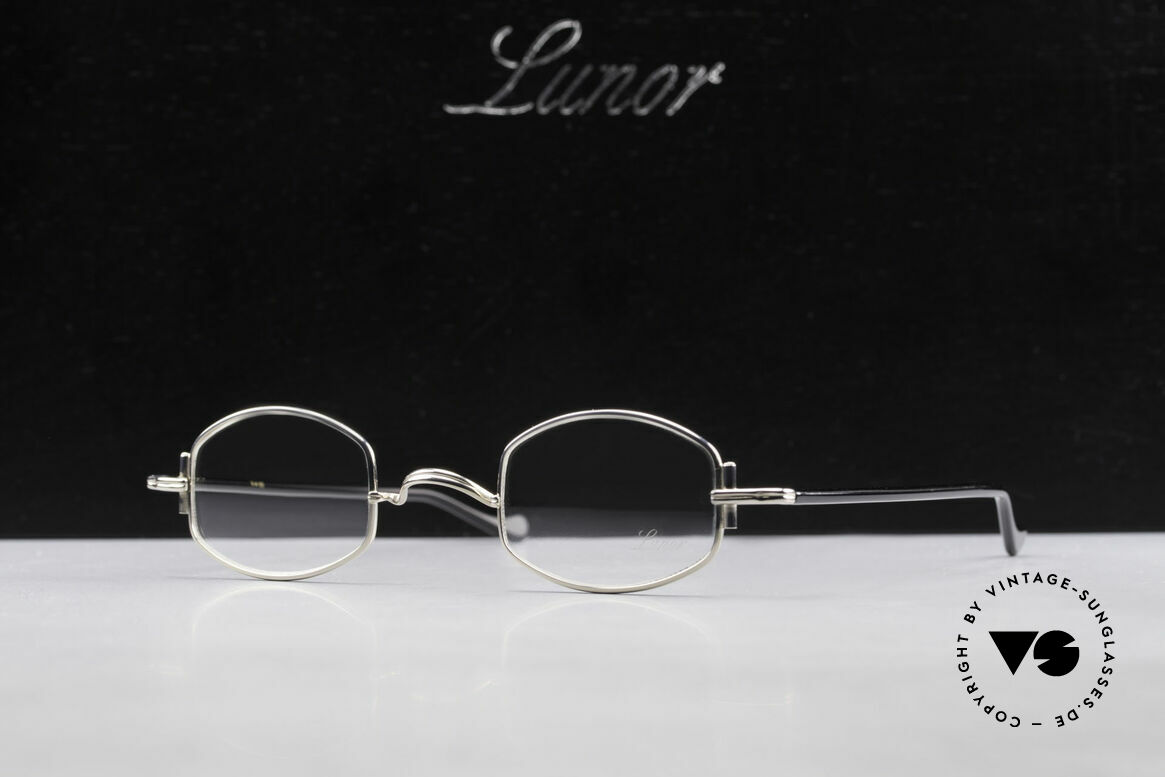 Lunor XA 03 No Retro Lunor Glasses Vintage, Size: medium, Made for Men and Women