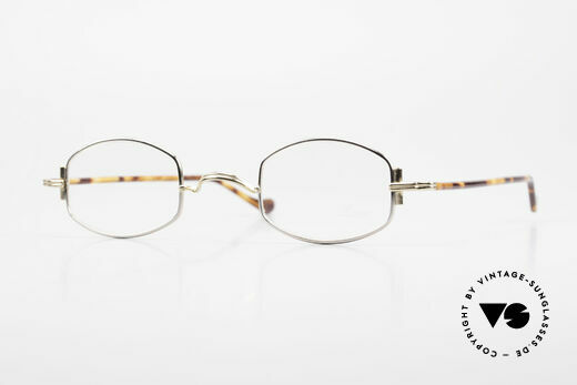Lunor XA 03 Lunor Eyeglasses True Vintage Details
