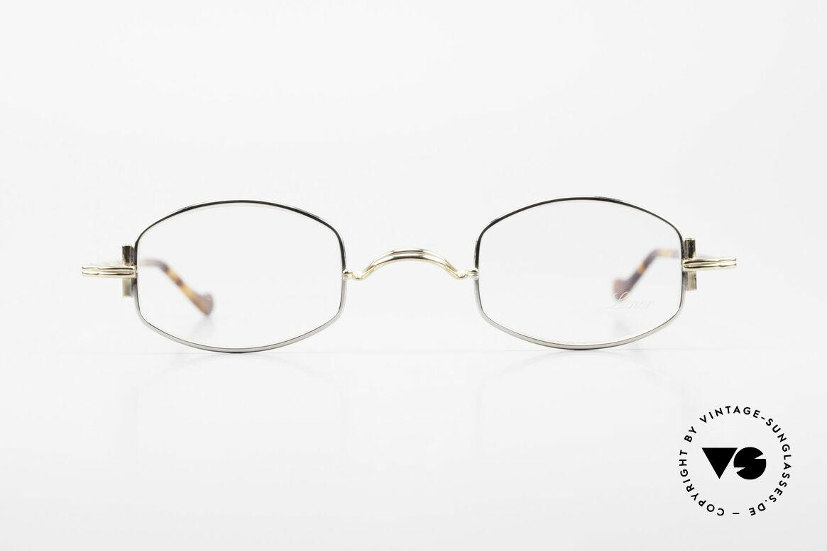 Lunor XA 03 Lunor Eyeglasses True Vintage, LUNOR = a traditional German brand (handmade quality), Made for Men and Women