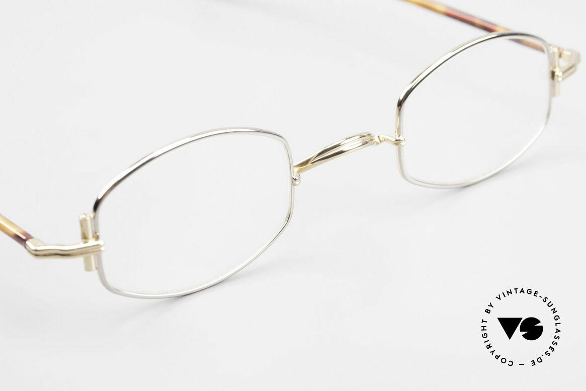 Lunor XA 03 Lunor Eyeglasses True Vintage, an old, but an unworn RARITY (for all lovers of quality), Made for Men and Women