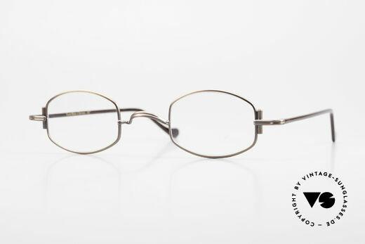 Lunor XA 03 Old Lunor Eyewear Classic Details