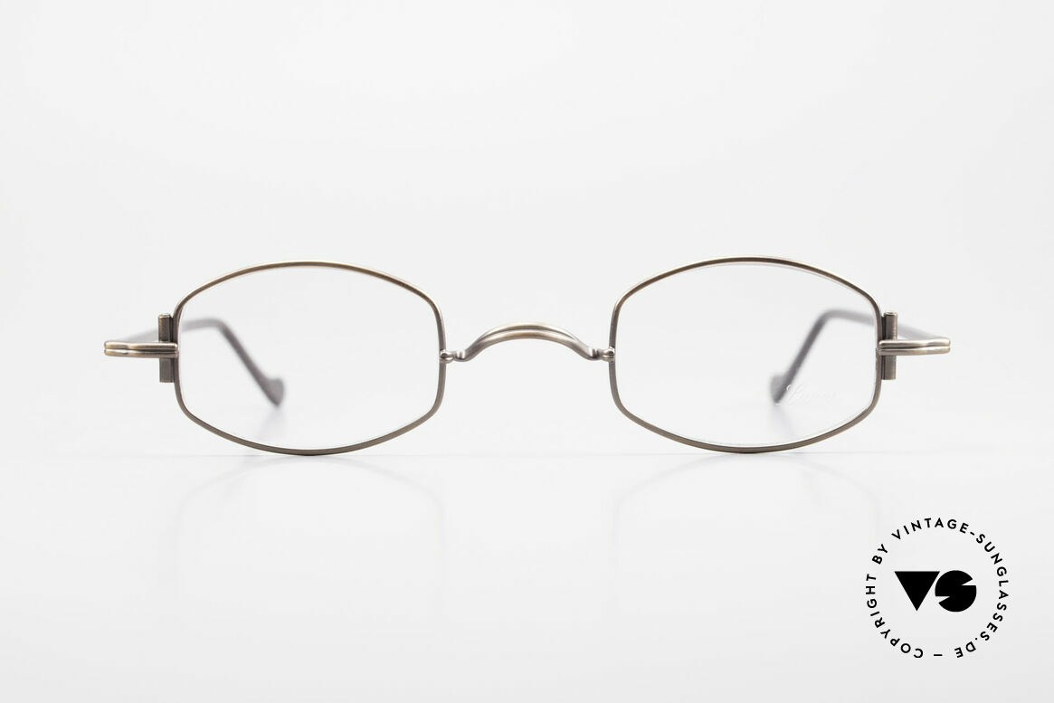 Lunor XA 03 Old Lunor Eyewear Classic, LUNOR = a traditional German brand (handmade quality), Made for Men and Women