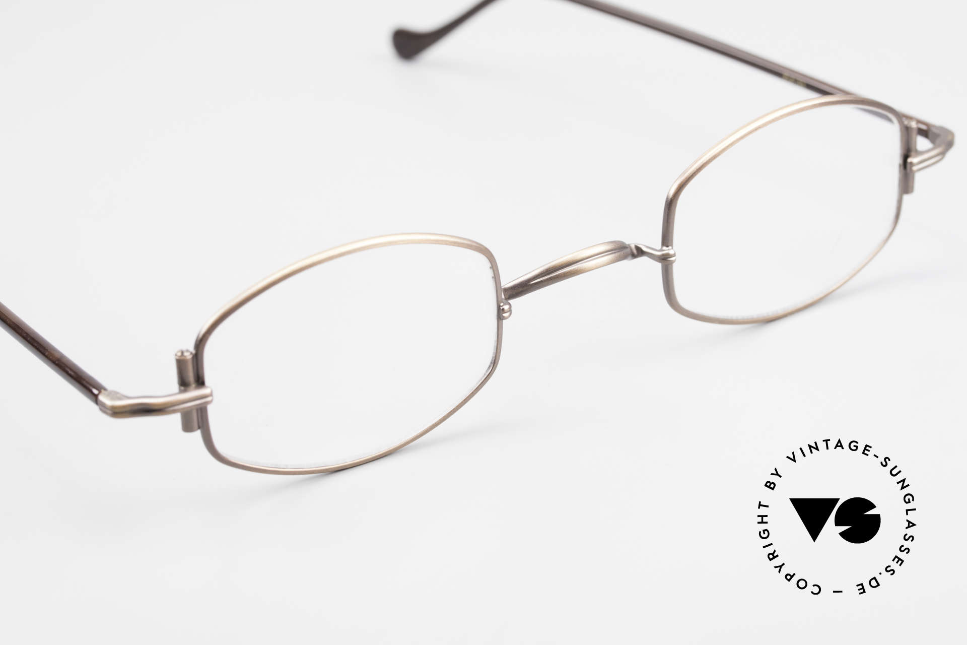 Lunor XA 03 Old Lunor Eyewear Classic, an old, but an unworn RARITY (for all lovers of quality), Made for Men and Women