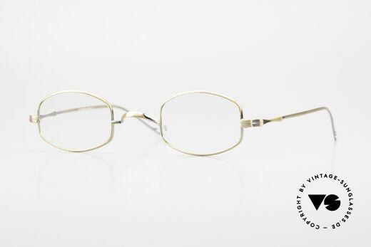 Lunor II 16 Lunor Eyeglasses Old Classic Details