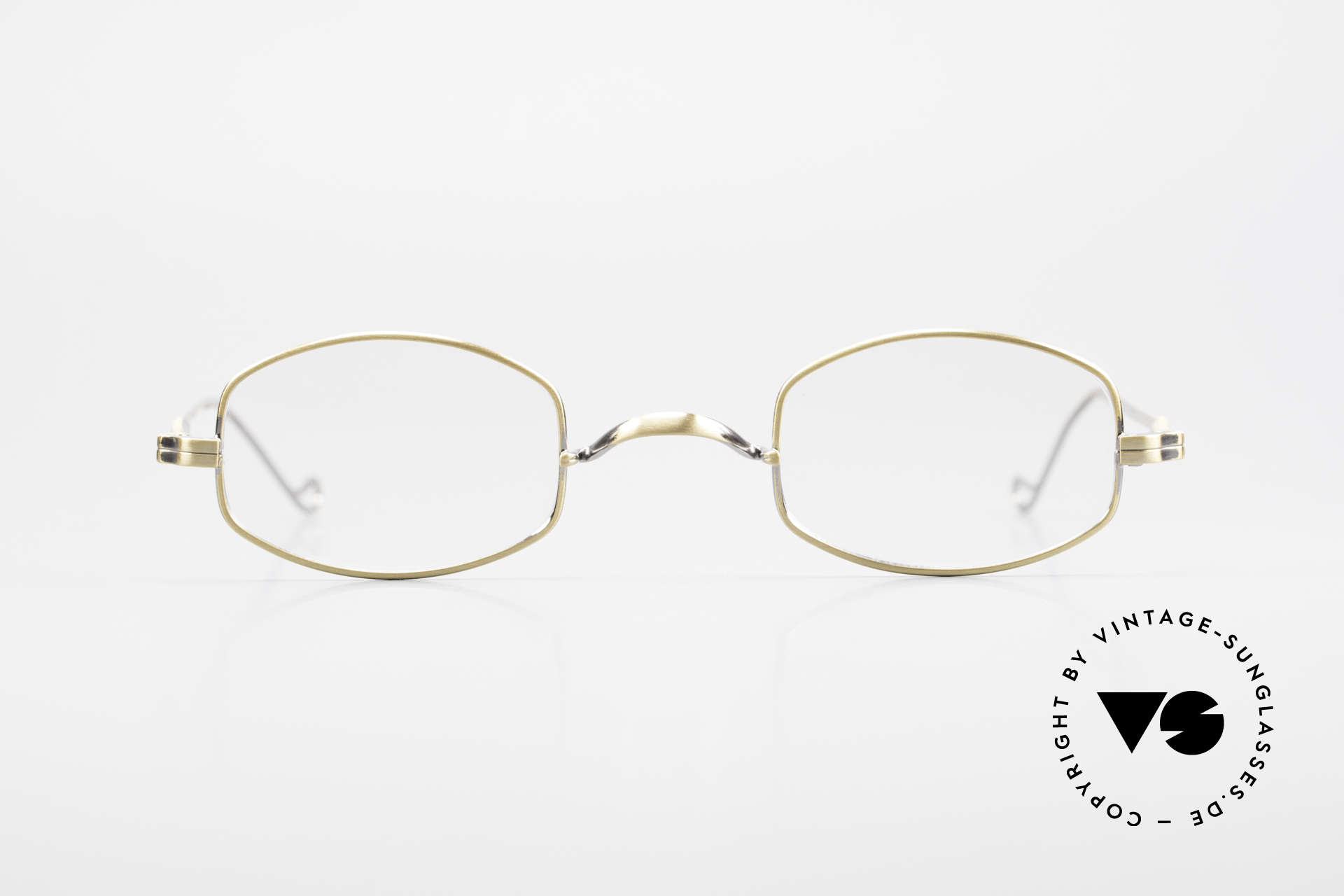Lunor II 16 Lunor Eyeglasses Old Classic, LUNOR = a traditional German brand (handmade quality), Made for Men and Women