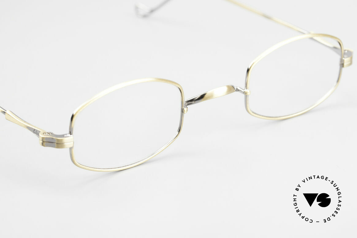 Lunor II 16 Lunor Eyeglasses Old Classic, an old, but an unworn RARITY (for all lovers of quality), Made for Men and Women