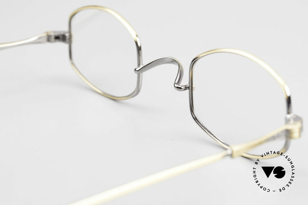 Lunor II 16 Lunor Eyeglasses Old Classic, Size: small, Made for Men and Women