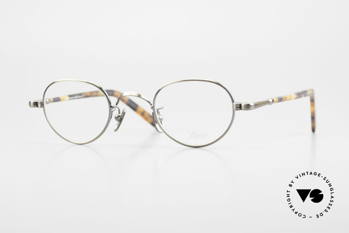 Lunor VA 103 Lunor Eyeglasses Old Original, old Lunor eyeglasses from the 2012's eyewear collection, Made for Men and Women