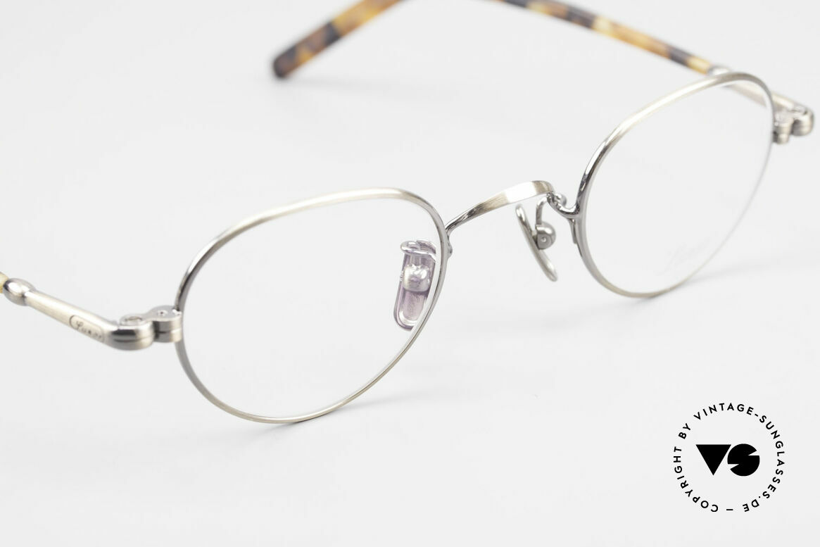 Lunor VA 103 Lunor Eyeglasses Old Original, TOP-NOTCH craftsmanship; frame in SMALL size 40/23, Made for Men and Women