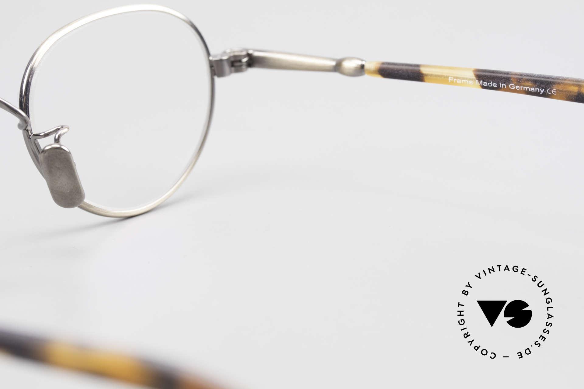 Lunor VA 103 Lunor Eyeglasses Old Original, Size: small, Made for Men and Women