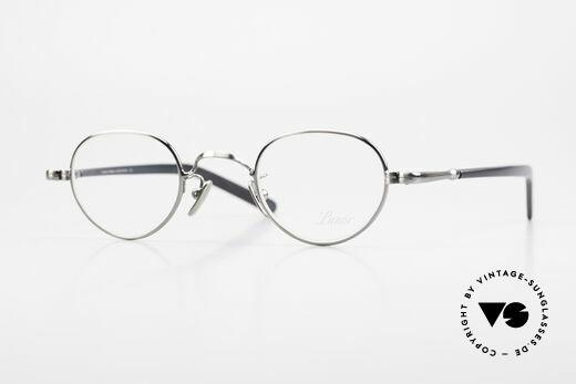 Lunor VA 103 Old Lunor Eyeglasses Vintage Details