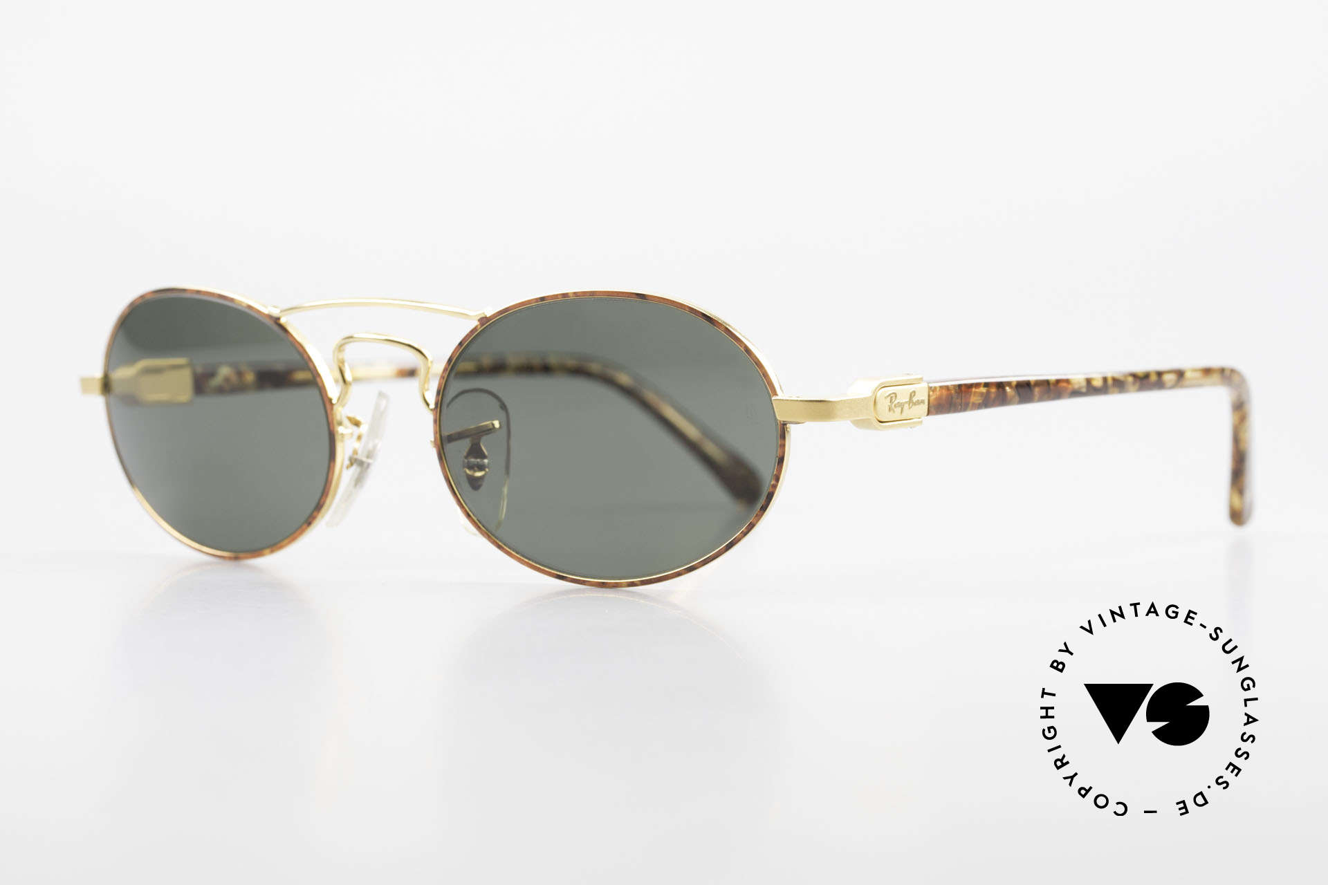 Ray Ban Chaos Oval 90's B&L USA Ray-Ban W2008, finest quality from RAY-BAN, B&L - made in the USA, Made for Men and Women