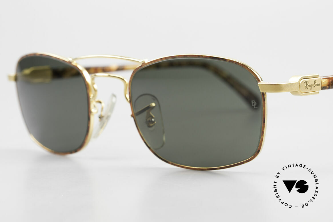 Ray Ban Chaos Square 90's B&L USA Ray-Ban W2007, Size: medium, Made for Men and Women