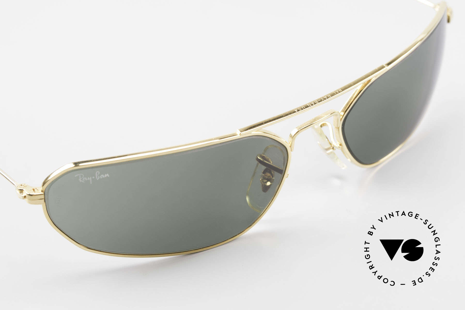 Ray Ban Fugitives Hexagon 90's Ray-Ban Bausch Lomb B&L, NO present collection, but 90's commodity; rarity!, Made for Men