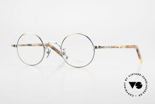 Lunor VA 110 Round Lunor Glasses Original Details