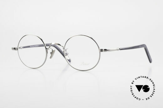 Lunor VA 110 Original Lunor Glasses Round Details